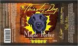 Thirsty Dog Maple Porter (Aged in Maple Bourbon Barrels) beer