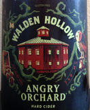 Angry Orchard Walden Hollow Beer