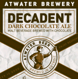 Atwater Decadent Dark Chocolate Ale beer