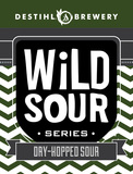 Destihl Wild Sour Series: Dry Hopped Sour beer