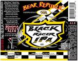Bear Republic Black Racer Beer