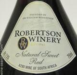 Robertson Sweet Wines wine