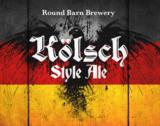 Round Barn Kölsch beer