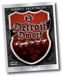 Detroit Beer The Detroit Dwarf beer