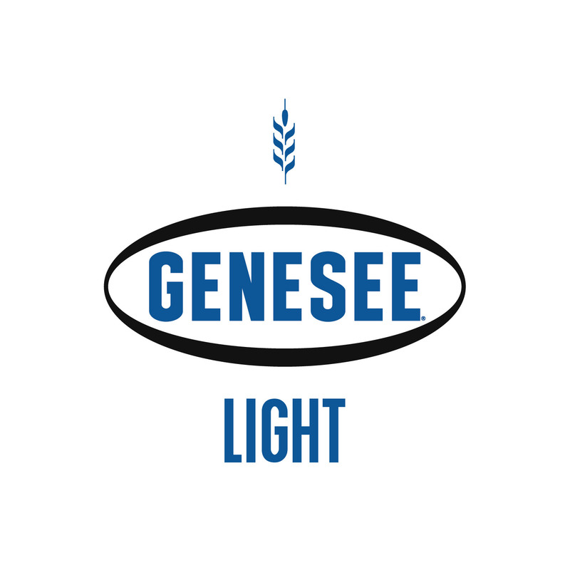 Genesee Light beer Label Full Size