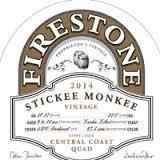 Firestone Walker Stickee Monkee 2016 Beer