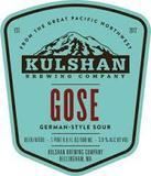 Kulshan Gose Beer