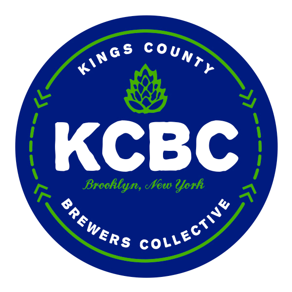 KCBC Dangerous Precedent beer Label Full Size