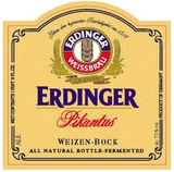 Erdinger Pikantus beer