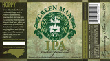 Green Man IPA beer
