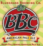 Bluegrass American Pale Ale beer