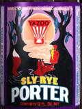 Yazoo Sly Rye Porter Beer