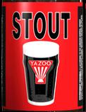 Yazoo Onward Stout beer