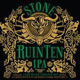 Stone RuinTen Tripel IPA Beer