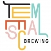 Temescal Bank Holiday beer Label Full Size