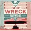 Brewdog Ship Wreck beer