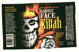 Twisted Pine Ghost Face Killah beer