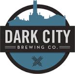 Dark City Blue Bishop beer