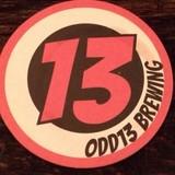 Odd13 Thirdeen Cent beer