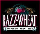 Oaken Barrel Razz Wheat beer Label Full Size