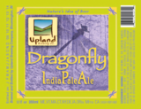 Upland Dragonfly IPA Beer