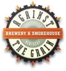 Against The Grain Herbie Samplecock beer Label Full Size