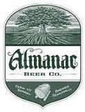 Almanac Lavender Honey de Brettaville Beer