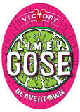 Victory Limey Gose beer