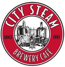 City Steam Brasi Pilz beer Label Full Size