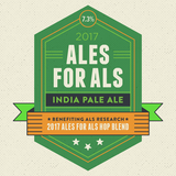 Long Live 2017 Ales for ALS beer