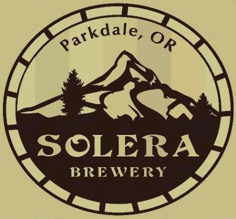 Solera Parkdale Red beer Label Full Size