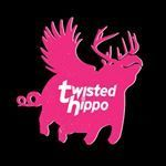 Twisted Hippo PLUMpass beer