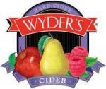 Wyders Prickly Pineapple beer Label Full Size