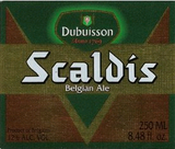 Dubuisson Scaldis Special beer