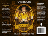 Wild Heaven Invocation beer