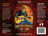 Wild Heaven Ode To Mercy beer
