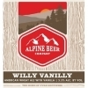 Alpine Beer Willy Vanilly Beer