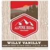 Alpine Beer Willy Vanilly beer