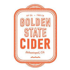 Golden State Cider Mighty Hops beer Label Full Size