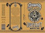 Narragansett Lovecraft White IPA beer