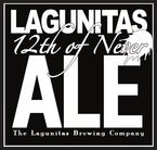 Lagunitas 12th of Never Ale beer Label Full Size
