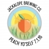 Jackalope Peaches And Cream Ale beer