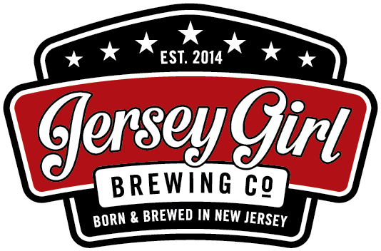 Jersey Girl Hefeweizen beer Label Full Size