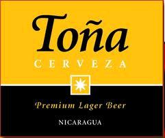 Toña Cerveza beer Label Full Size
