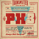 Transmitter PH3 Blood Orange Sour beer