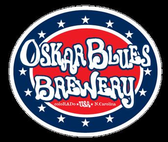 Oskar Blues Variety beer Label Full Size