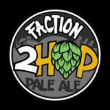 Faction 2 Hop Pale Ale Vic Secret/Centennial beer