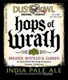 Dust Bowl Hops of Wrath beer