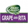 Bud Light Grape-Ahh-Rita Beer