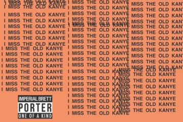 Stillwater I Miss the Old Kanye beer Label Full Size